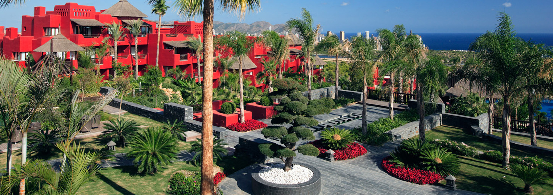 5 star resorts in spain bonsai asia gardens hotel. Black Bedroom Furniture Sets. Home Design Ideas
