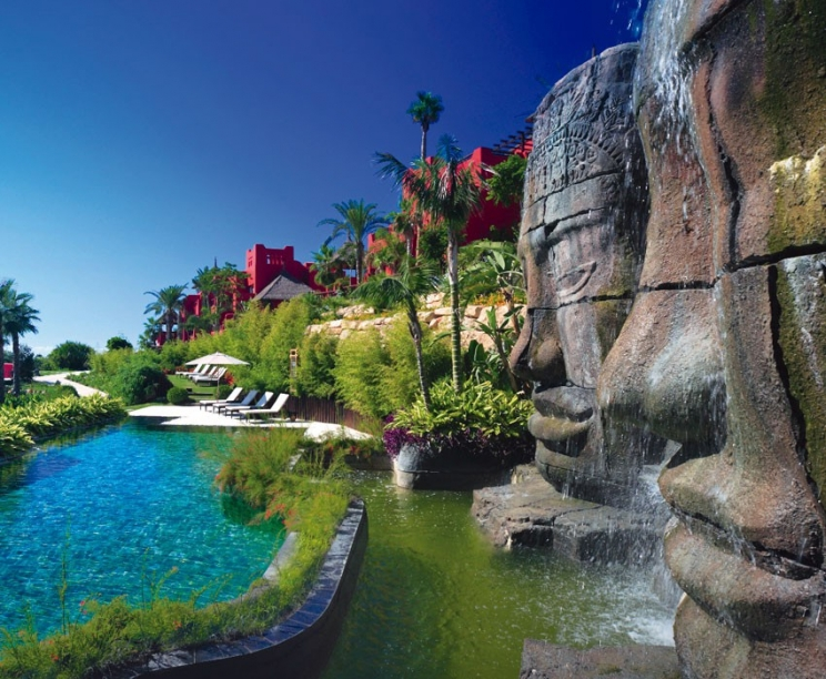 Asia Gardens 5 Star Official Site Luxury Resort In Spain Five