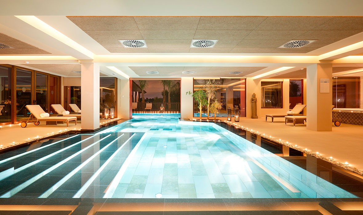 Luxury spa resorts asian pools spa asia gardens hotel - Luxury hotels in madrid with swimming pool ...