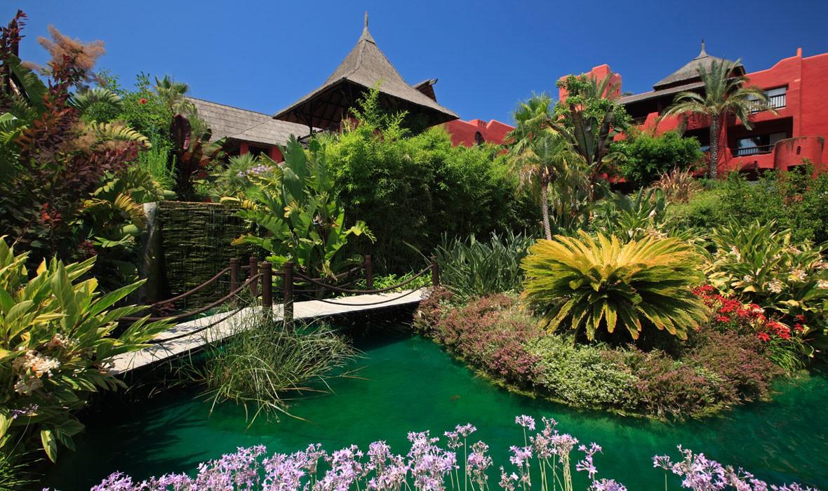 Hoteles Con Encanto Alicante Jardines Tropicales Hotel